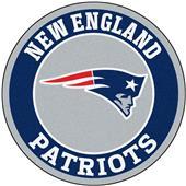 Fan Mats NFL New England Patriots Roundel Mat