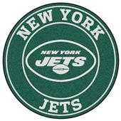 Fan Mats NFL New York Jets Roundel Mat