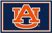 Fan Mats NCAA Auburn University 4x6 Rug