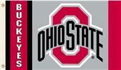 College Ohio State Buckeyes 3' x 5' Flag