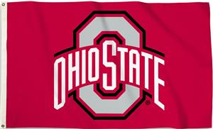 College Ohio State 3' x 5' Flag