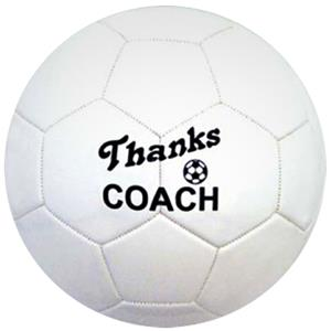 Vizari Thanks Coach Signature Soccer Balls