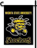College Wichita State Shockers 2-Sided Garden Flag