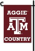 College Texas A&M Aggies 2-Sided Garden Flag