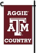 College Texas A&M Aggies 2-Sided Garden Flag