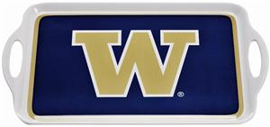 College Washington Huskies Melamine Serving Tray