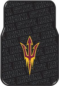 Northwest NCAA Arizona State Car Mats (set of 2)