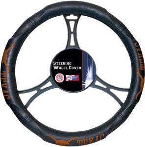 Northwest NCAA Texas Car Steering Wheel Cover