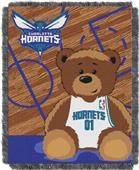 Northwest NBA Hornets Baby Woven Jacquard Throw