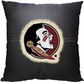 Northwest NCAA Florida State Letterman Pillow