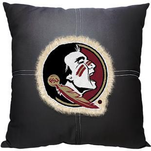 Northwest NCAA Florida State Letterman Pillow