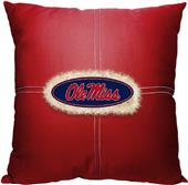 Northwest NCAA Mississippi Letterman Pillow