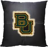Northwest NCAA Baylor Letterman Pillow