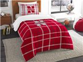 Northwest NCAA Nebraska Twin Comforter and Sham