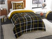 Northwest NCAA Missouri Twin Comforter and Sham