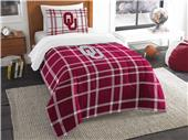 Northwest NCAA Oklahoma Twin Comforter and Sham