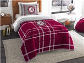Northwest NCAA Alabama Twin Comforter and Sham
