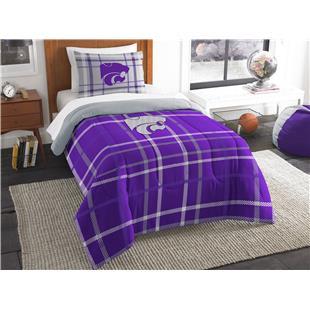 Northwest NCAA Kansas State Twin Comforter & Sham
