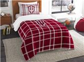 Northwest NCAA Indiana Twin Comforter and Sham