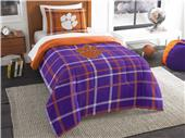Northwest NCAA Clemson Twin Comforter and Sham