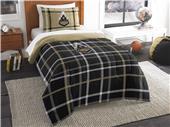 Northwest NCAA Purdue Twin Comforter and Sham