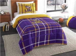Northwest NCAA LSU Twin Comforter and Sham