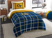 Northwest NCAA Georgia Tech Twin Comforter & Sham