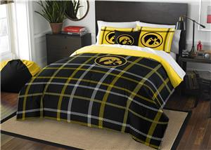 Northwest NCAA Iowa Full Comforter and 2 Shams
