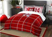Northwest NCAA Nebraska Full Comforter and 2 Shams