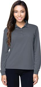 Tri Mountain Womens Vital Long Sleeve Shirt
