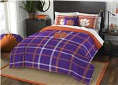 Northwest NCAA Clemson Full Comforter and 2 Shams