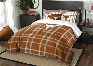 Northwest NCAA Texas Full Comforter and 2 Shams