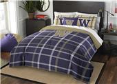 Northwest NCAA Washington Full Comforter & 2 Shams