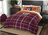 Northwest NCAA Virginia Tech Full Comforter and 2