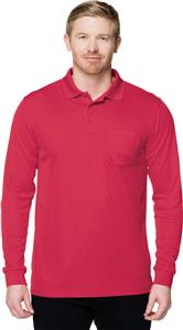 Tri Mountain Mens Vital Pocket Long Sleeve Shirt