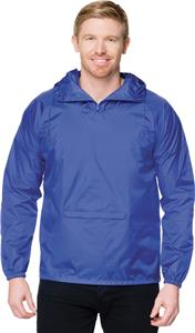 Tri Mountain Mens Squall Hooded Anorak Jacket