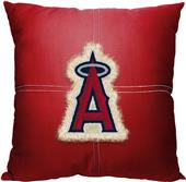 Northwest MLB Los Angeles Angels Letterman Pillow