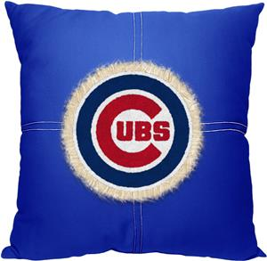 Northwest MLB Chicago Cubs Letterman Pillow