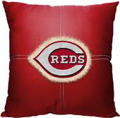 Northwest MLB Cincinnati Reds Letterman Pillow
