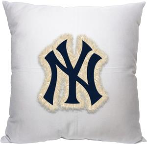 Northwest MLB New York Yankees Letterman Pillow