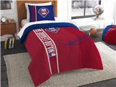 Northwest MLB Phillies Twin Comforter & Sham