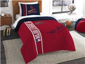 Northwest MLB SL Cardinals Twin Comforter & Sham