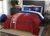 Northwest MLB Phillies Full Comforter & 2 Shams