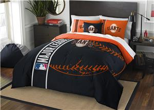 Northwest MLB SF Giants Full Comforter & 2 Shams