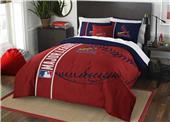 Northwest MLB Cardinals Full Comforter & 2 Shams