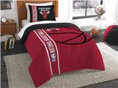 Northwest NBA Chicago Bulls Twin Comforter & Sham
