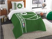 Northwest NBA Boston Celtics Twin Comforter & Sham