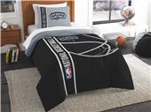 Northwest NBA Spurs Twin Comforter & Sham