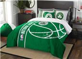 Northwest NBA Cetics Full Comforter & 2 Shams