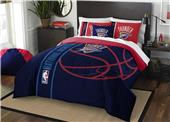 Northwest NBA OKC Thunder Full Comforter & 2 Shams